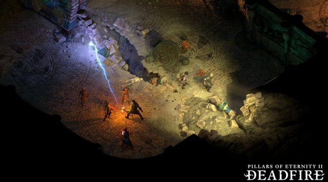 Pillars of Eternity 2: Deadfire Update 5.0 now available for download