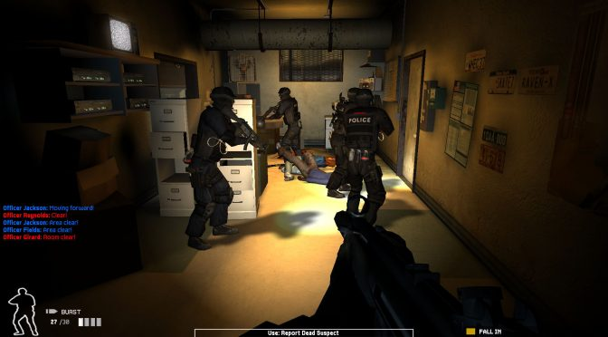 SWAT 4 Gold Edition is now available on GOG