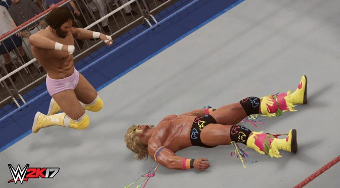 WWE 2K17 is coming to the PC on February 7th, first PC screenshots released