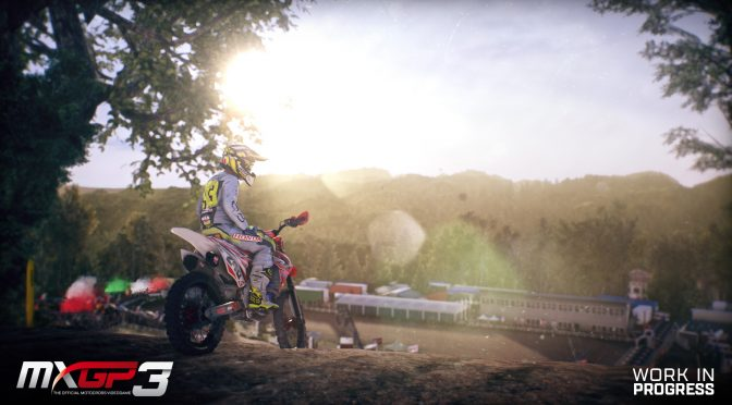 MXGP3 – The Official Motocross Videogame will be powered by Unreal Engine 4, first screenshots released