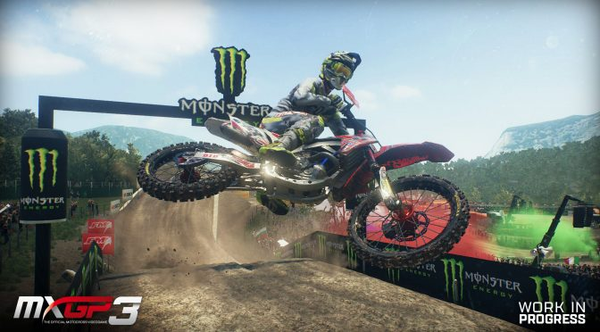 MXGP3 – The Official Motocross Videogame releases on May 12th, gets new trailer