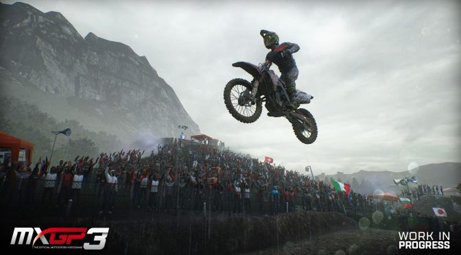 MXGP3 – The Official Motocross Videogame is now available