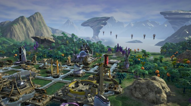 Aven Colony, sci-fi city builder, releases in Q2 2107, will be published by Team17