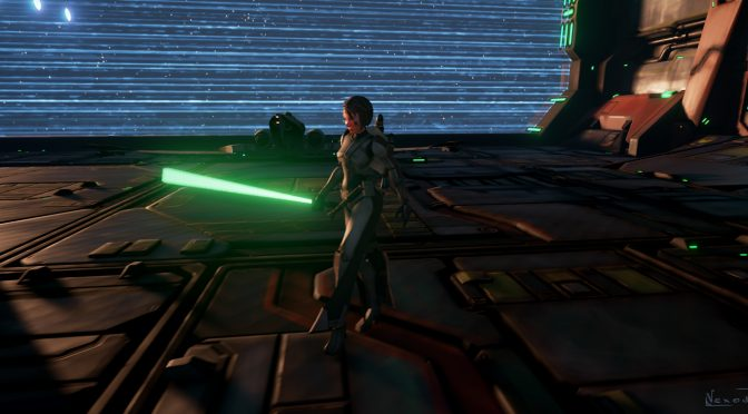 Here is your first look at a fan-made Star Wars game, Star Wars Redemption