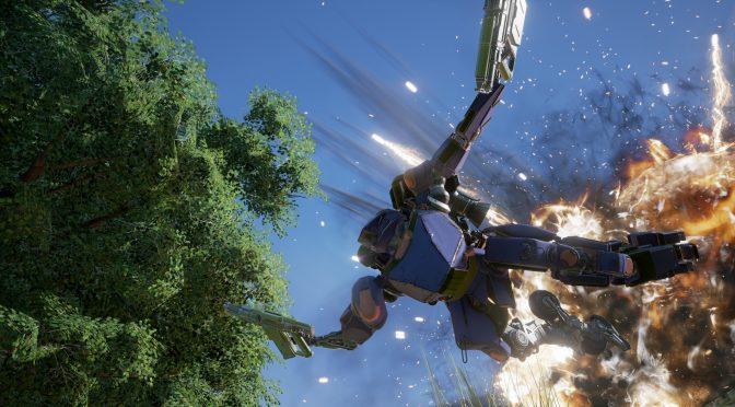 Heavy Gear Assault enters Steam Early Access, gets new screenshots