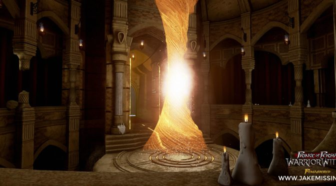 Here is what Prince of Persia: Warrior Within could have looked like in Unreal Engine 4