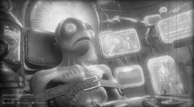 Second teaser image revealed for the sequel to Oddworld: New 'n' Tasty, Oddworld: Soulstorm