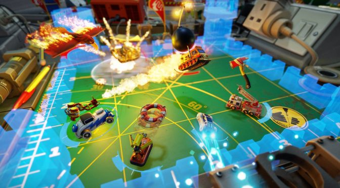First screenshots released for Micro Machines World Series