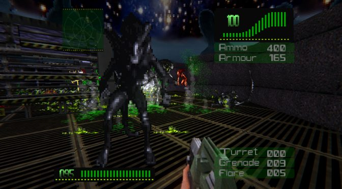 ALIENS: ERADICATION TC for Doom is a must-have mod for all Aliens fans