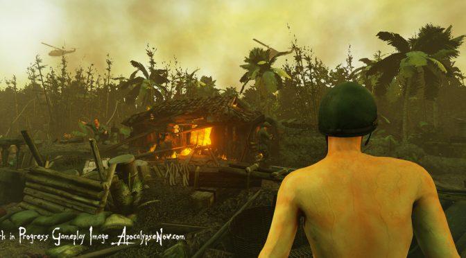 New Work-In-Progress Apocalypse Now screenshots released
