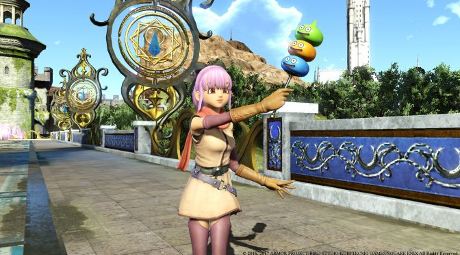 Dragon Quest Heroes II is coming to the PC on April 25th