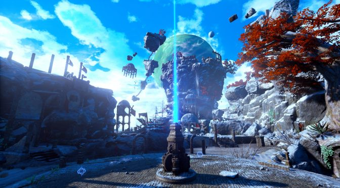 New demo released for first-person open-world parkour adventure title, Downward