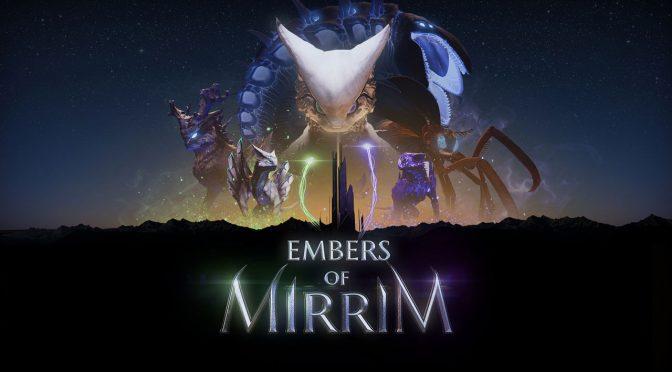New action gameplay trailer released for adventure-platformer, Embers of Mirrim