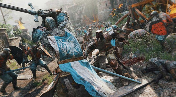 For Honor will finally receive dedicated servers