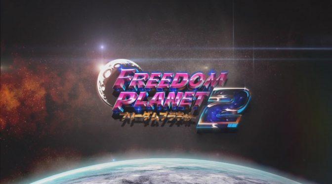 Demo released for upcoming platformer Freedom Planet 2