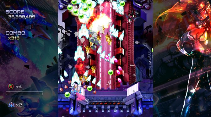 Bullet-hell shoot 'em up, Ghost Blade HD, has gone Gold, releases on February 28th