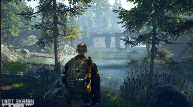First screenshots released for Farom's upcoming third-person survival game, Lost Region