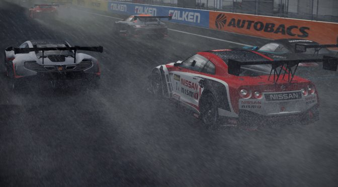 Project CARS 2 appears to be missing some graphics effects that were present in the first Project CARS