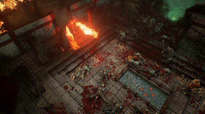 Top-down close-quarters action brawler, Redeemer, releases on August 1st