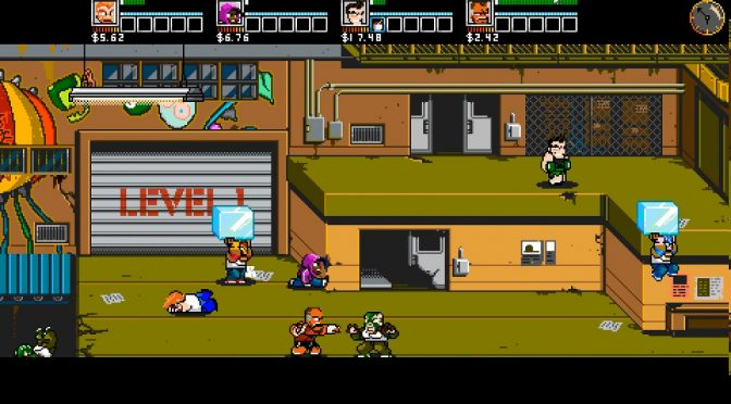 River City Ransom: Underground looks so retro-cool, gets combo compilation video
