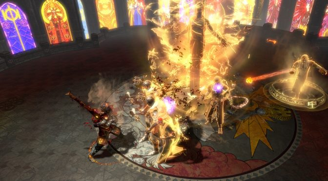 New screenshots released for Path of Exile's new upcoming free expansion, The Fall of Oriath