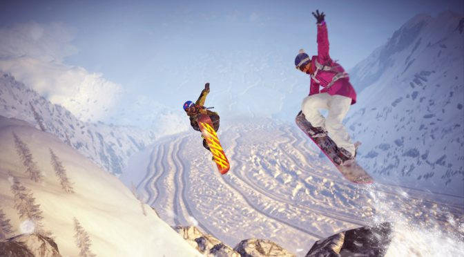 Ubisoft's extreme sports title, STEEP, will be playable for free this weekend