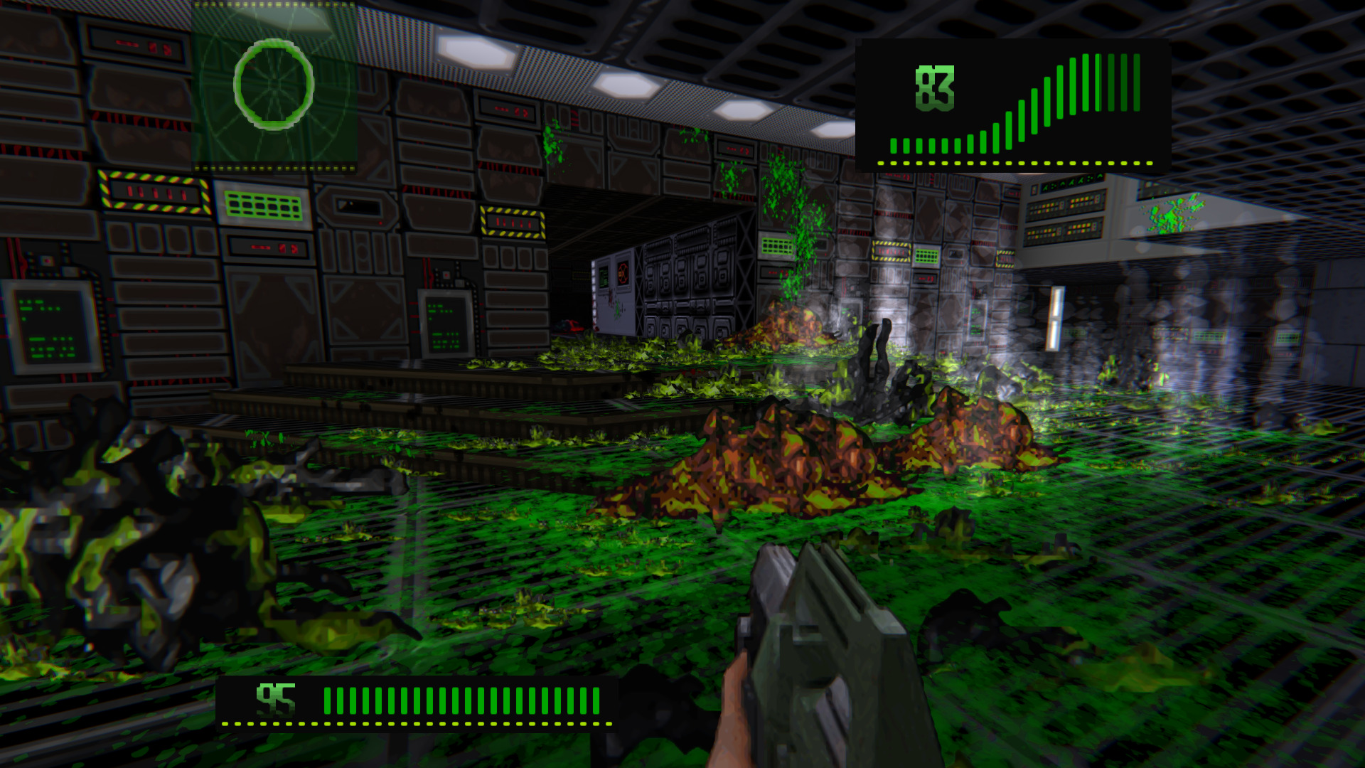 The classic Alien Trilogy is coming to Doom as a total conversion