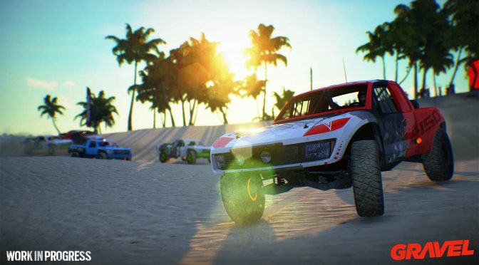 Gravel – First developer diary video focuses on the engine powering it