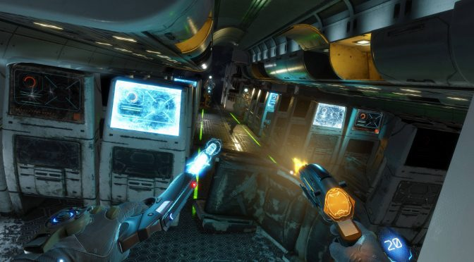 4A Games' VR first-person shooter ARKTIKA.1 gets a major update, featuring performance improvements