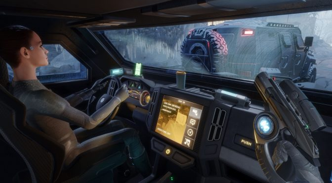 New screenshots and gameplay video surface for 4A Games' upcoming VR title, ARKTIKA.1