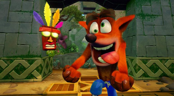 Here is how you can unlock the framerate in Crash Bandicoot N Sane Trilogy