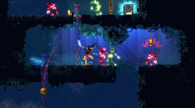 Dead Cells, 2D roguelike game inspired by Castlevania, will feature procedural generation