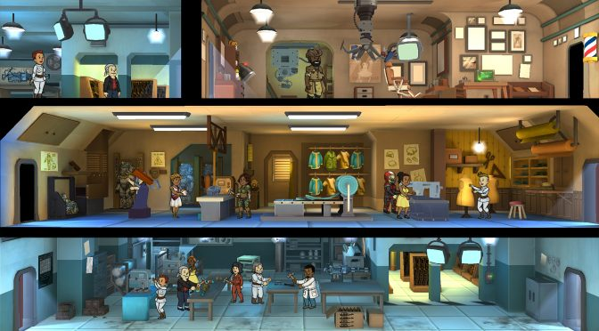 Fallout Shelter has more than 100 million users on all platforms
