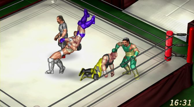 Fire Pro Wrestling World is Coming to PC in Q2 2017