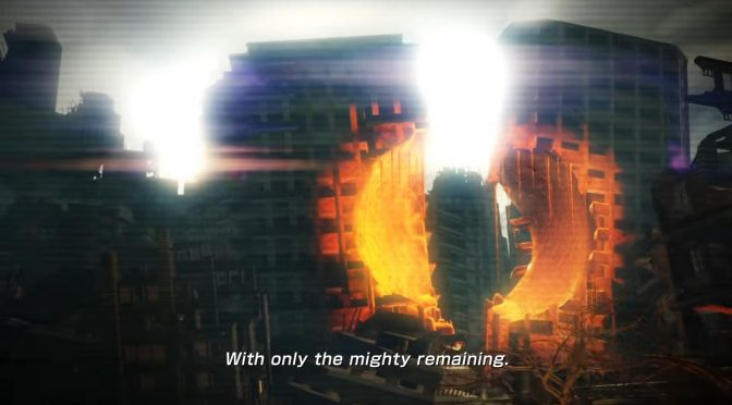 Teaser trailer released for the next GOD EATER project