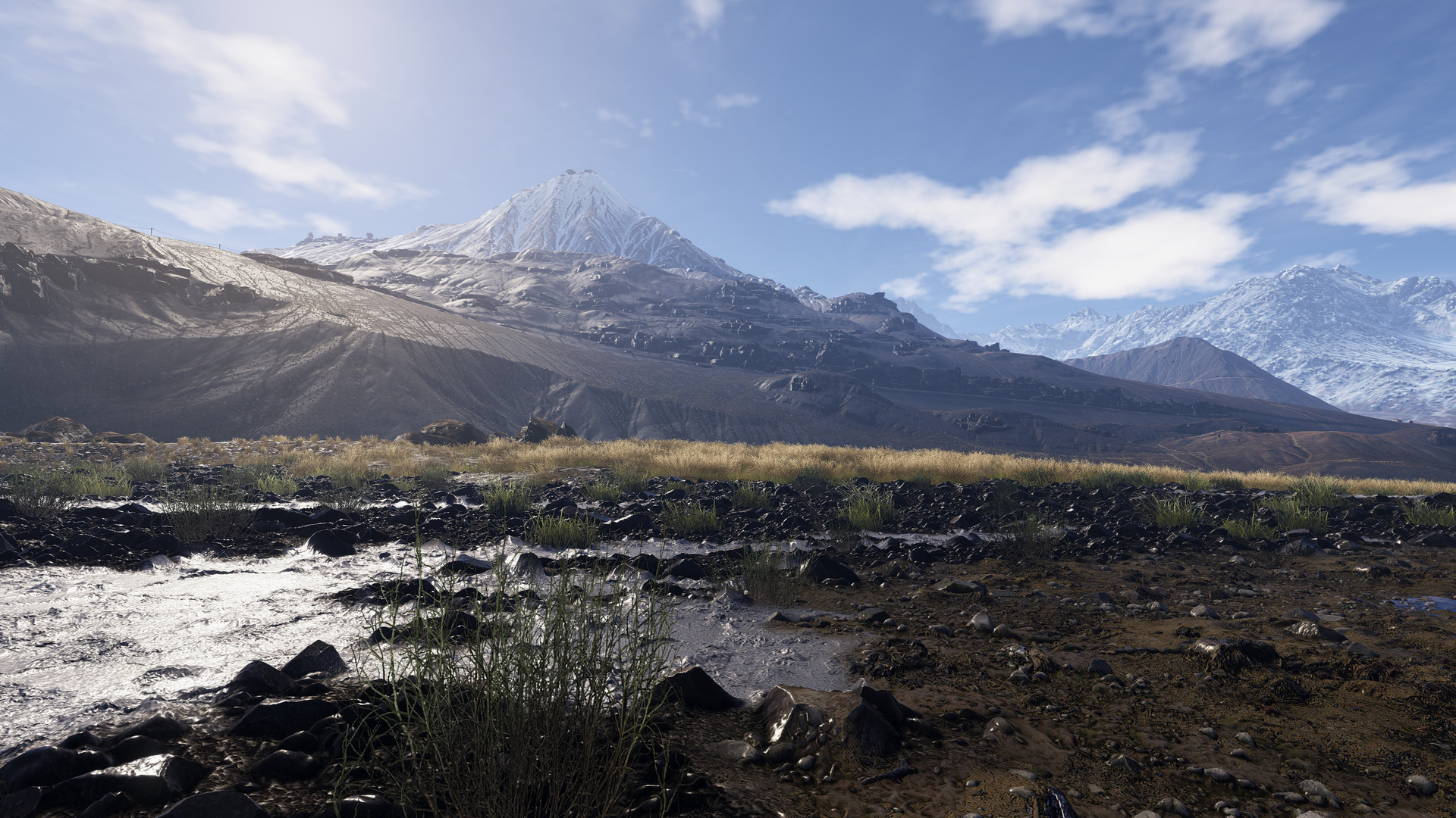 Here Are Some Beautiful 4k Screenshots From Tom Clancy S Ghost