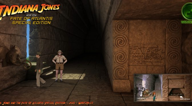 Indiana Jones and the Fate of Atlantis HD fan remake gets shut down, demo available until March 5th
