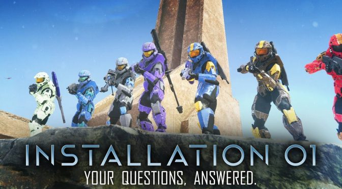 343 Industries gives Installation 01 team its blessing