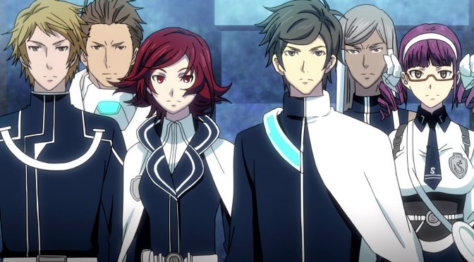 Tactical JRPG Lost Dimension is coming to the PC on October 30th