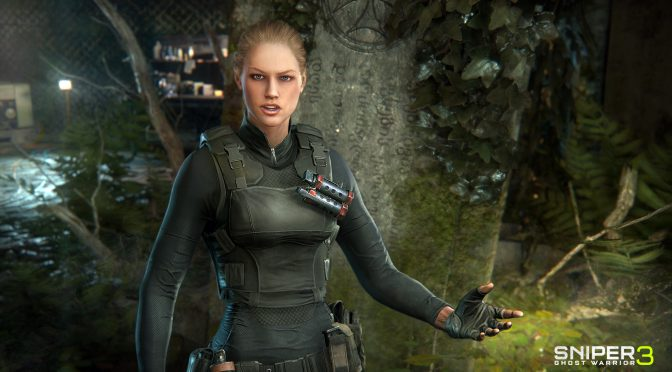 New screenshots released for Sniper: Ghost Warrior 3