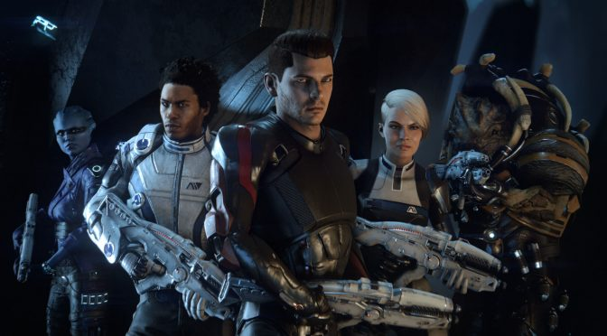 Bioware has removed the Denuvo anti-tamper tech from Mass Effect: Andromeda