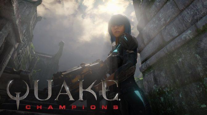 Quake Champions – New gameplay trailer focuses on Nyx
