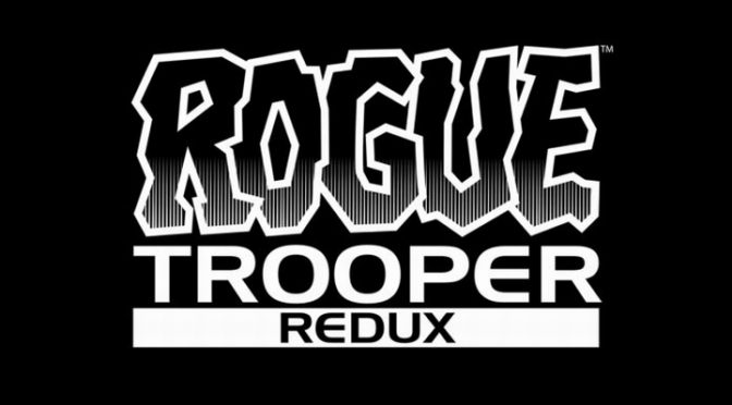 Rebellion announces a remastered version of Rogue Trooper, Rogue Trooper Redux