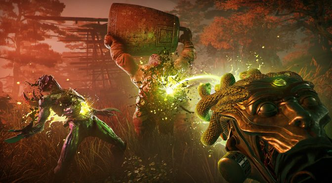 Shadow Warrior 2: Bounty Hunt Free DLC Part 1 is now available