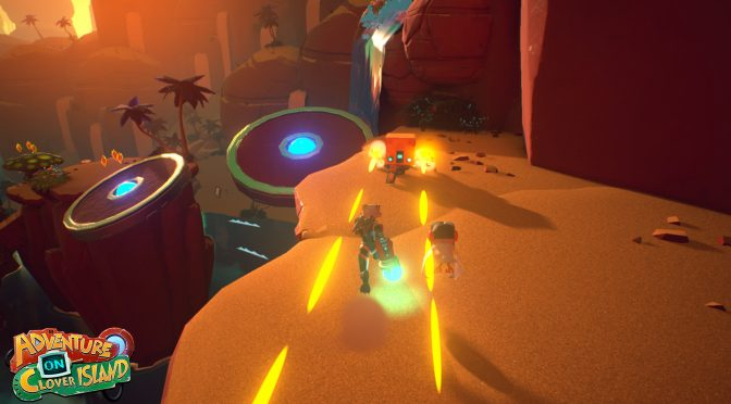 3D platformer Skylar & Plux: Adventure on Clover Island releases on May 19th