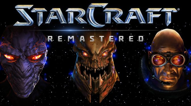 StarCraft: Remastered releases on August 14th, first gameplay trailer