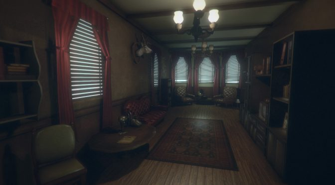 First-person horror adventure inspired by Amnesia & Bioshock, The Crow's Eye, releases on March 20th