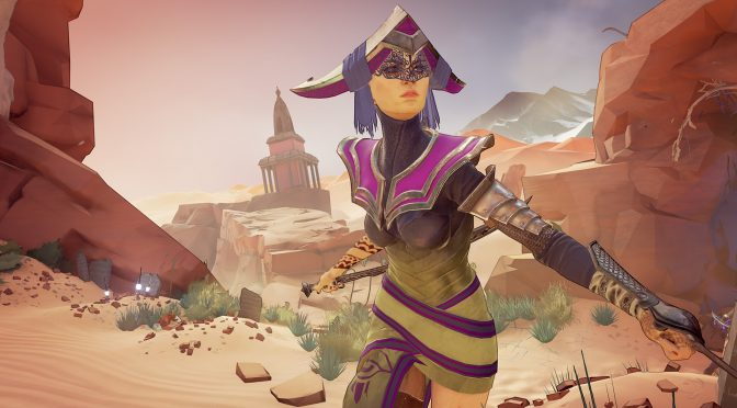 Mirage: Arcane Warfare is free to play on Steam for the next two days
