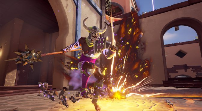 Closed beta phase begins for Mirage: Arcane Warfare