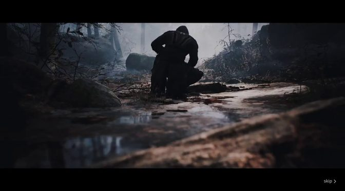 Here is an incredible Assassin's Creed-inspired scene in Unreal Engine 4